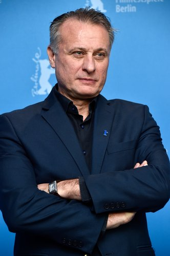 Michael Nyqvist attends the 'A Serious Game' photo call during the 66th Berlinale International Film Festival Berlin at Grand Hyatt Hotel on February 16, 2016 in Berlin