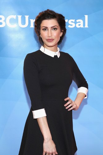 Stevie Ryan attends the NBC 2015 New York Summer Press Day at Four Seasons Hotel New York on June 24, 2015 in New York City