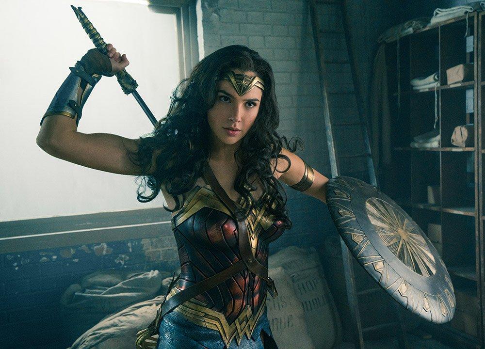 Gal Gadot in 'Wonder Woman'