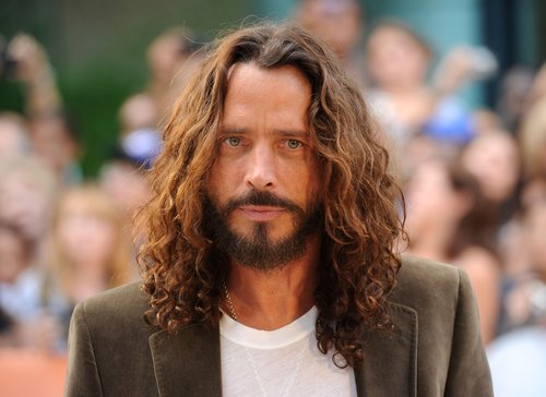 Chris Cornell arrives at the premiere of 'Machine Gun Preacher' at Roy Thomson Hall during the 2011 Toronto International Film Festival on September 11, 2011
