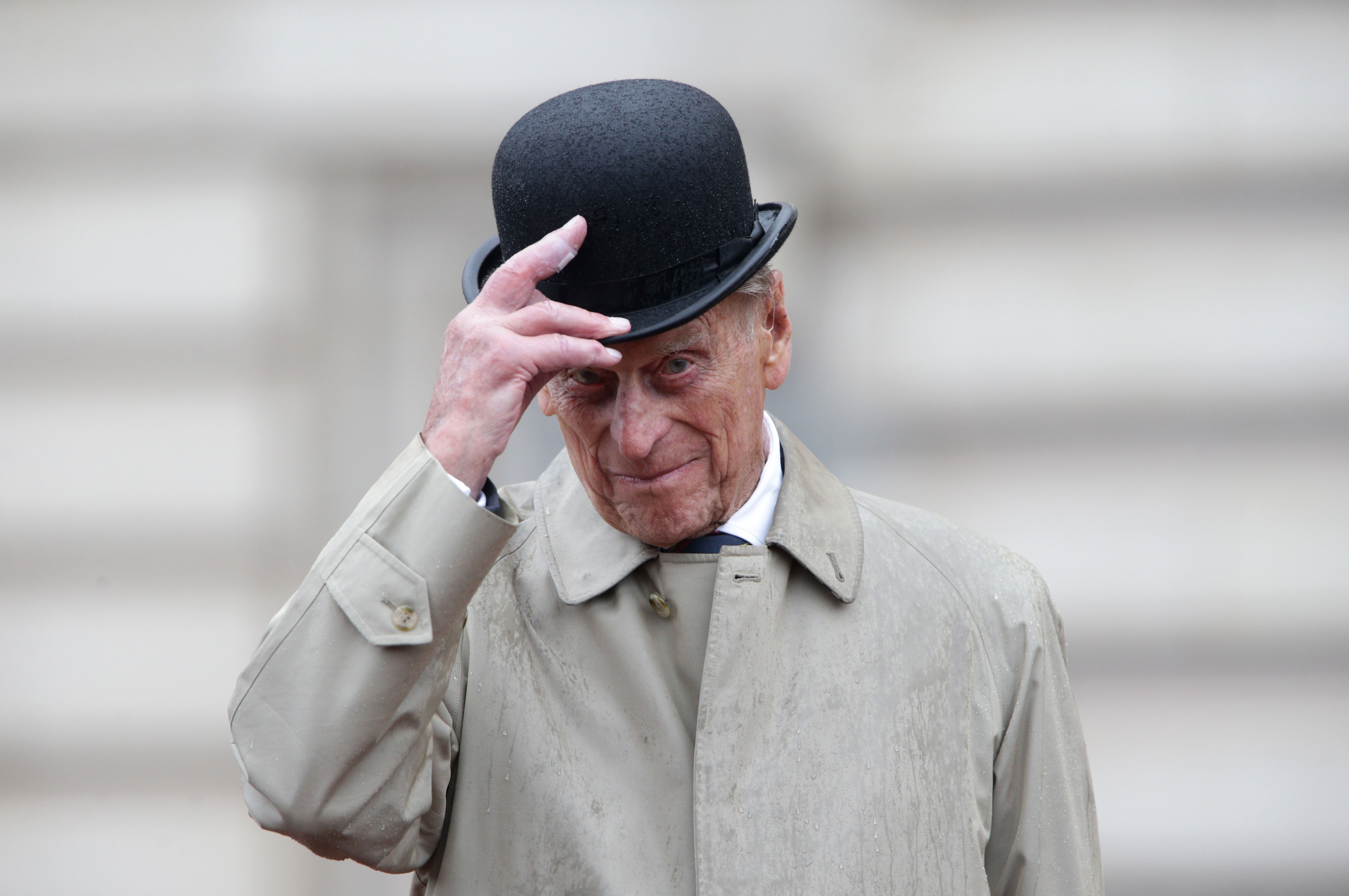 Prince Philip, the 96-year-old husband of Queen Elizabeth II, conductshis final solo public engagement on August 2, 2017