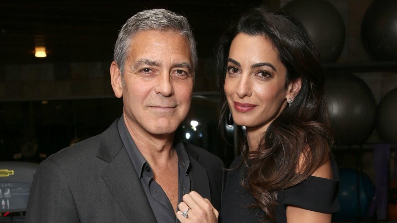 George Clooney & Amal Clooney Are Helping Send 3,000 Syrian Refugee Children To School