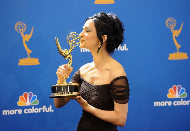 After winning her Emmy, Panjabi stressed the importance of seeing fully realized characters on television.