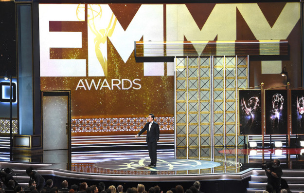 On Sunday, Stephen Colbert hosted the 69th Annual Primetime Emmy Awards — and from the very start of the ceremony, Colbert did not shy away from getting political.