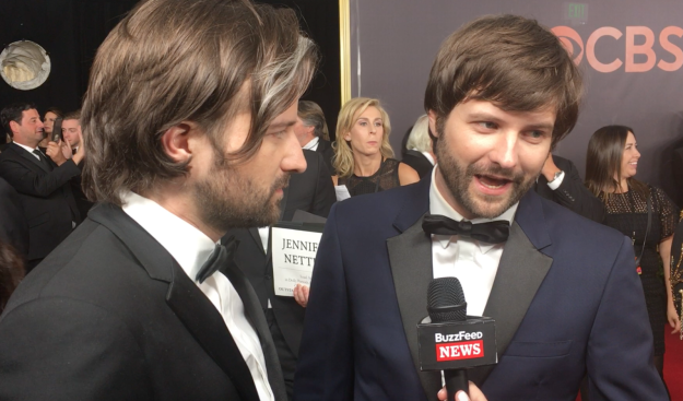 Well, we've got some great news. BuzzFeed News caught up with Stranger Things creators the Duffer Brothers on the 2017 Emmys red carpet, and they revealed that we are not only getting all new original music this season, but they think it's even better this time around.