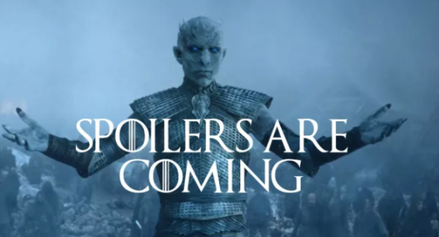 This post contains spoilers for Game Of Thrones, up to and including the Season 7 finale.