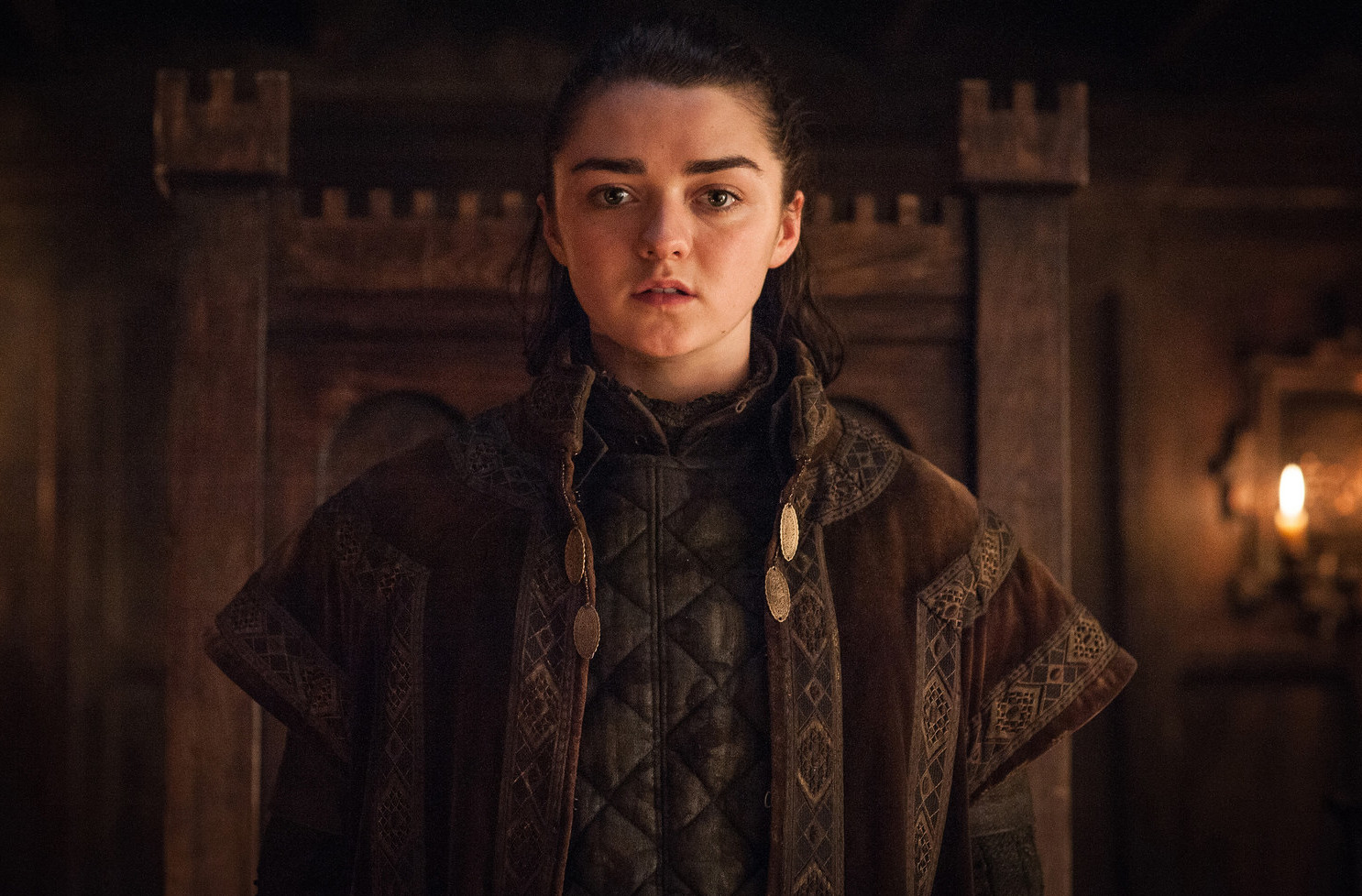 I'm just gonna come right out and say it: If there's one character that should survive Game of Thrones in the end it's Arya Stark.