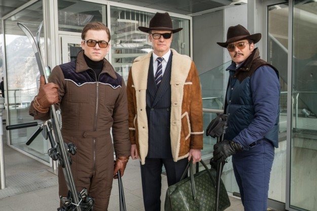 5. Kingsman: The Golden Circle