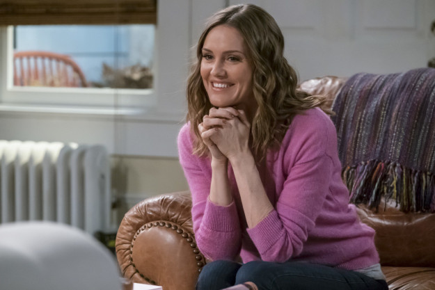 Viewers were expecting to find out how Donna (Erinn Hayes), the wife of the titular character (Kevin James) on CBS's Kevin Can Wait, died since it was announced in June she'd be leaving the show.
