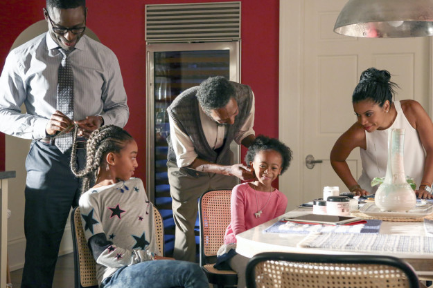 In Season 1, they supported one another through Randall's struggle with anxiety and the tragic death of his birth father William (Ron Cephas Jones). And in Season 2, they will embark on their own adoption journey together.