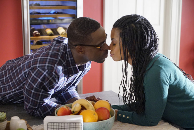 From the very first episode, the marriage between Randall (Sterling K. Brown) and Beth (Susan Kelechi Watson) on This Is Us has been the definition of #RelationshipGoals.