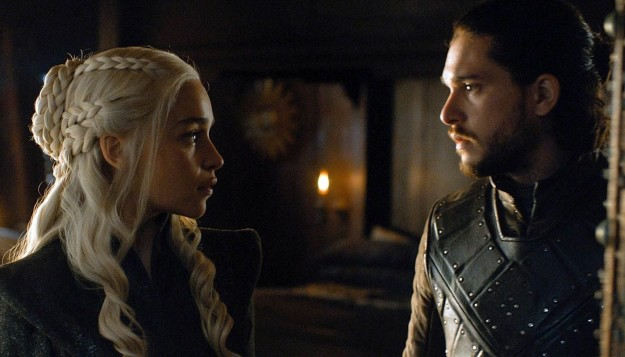 """Now, TO BE FAIR, it's also been reported by Vanity Fair that each of the six episodes set for Season 8 may actually be """"movie-long"""" — basically, 80 minutes or longer."""