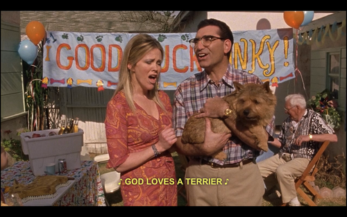 "When Cookie and Gerry sang a love song to their ""brown, sturdy, bright, and true"" Norwich terrier."