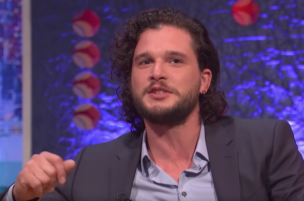According to IndieWire, during his recent interview with Jonathan Ross (in a clip not available online), Kit Harington said he and Rose Leslie would be getting married during filming for Season 8.