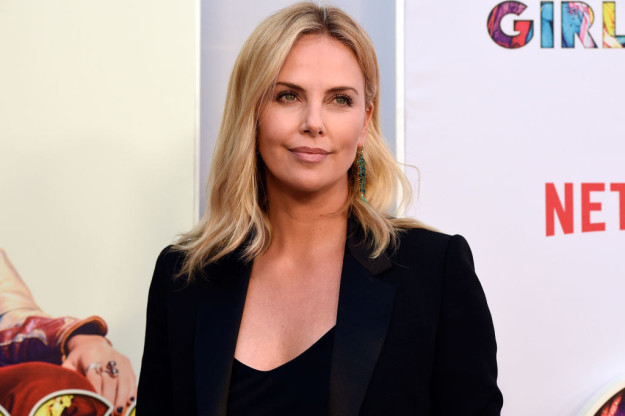 Charlize Theron — who's worked on multiple movies with Weinstein, including The Cider House Rules (1999), Reindeer Games (2000), and The Yards (2000) — is now adding her voice to the discussion. She praised and supported the women speaking out, clarified her own experiences with Weinstein, and pushed for continued change in Hollywood.