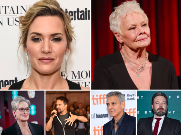 In the days that followed, many celebrities have since spoken out against Weinstein.