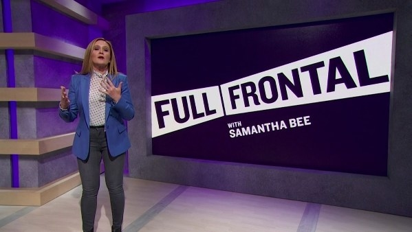 Samantha is one of very few women working in late night TV right now — but this fall, two new shows with female hosts premiered.