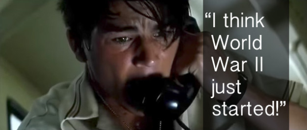 When First Lieutenant Danny Walker made this stunning prediction in Pearl Harbor.