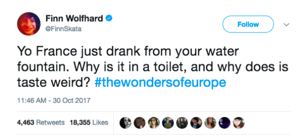 On Monday afternoon, Wolfhard tweeted the following: