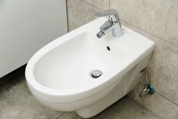 For reference, this is what a bidet looks like: