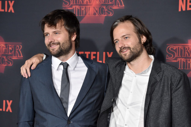 "But don't count on a Bob storyline in the next season of Stranger Things — at least not according to series creators the Duffer Brothers. ""Not gonna do it again, not gonna do it again,"" Matt Duffer laughed when asked if Bob is the new Barb. ""I don't think the Barb Phenomenon is ever gonna happen again with the show. That was just wild, it still blows my mind. The internet is a weird place."""