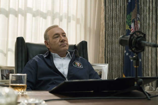 """Netflix and Media Rights Capital announced Tuesday that production on House of Cards Season 6 has been suspended """"until further notice."""""""