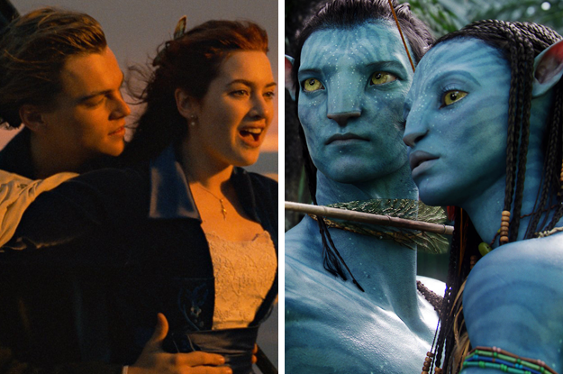 What do Titanic and Avatar have in common? (Other than, ya know, being THE highest-grossing films of all time?)