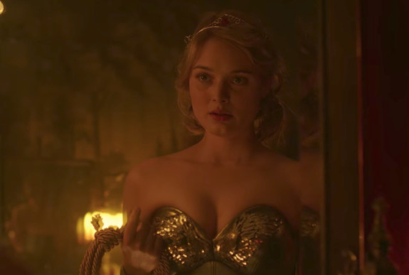Professor Marston and the Wonder Women, which premieres Oct. 13, is a film about Wonder Woman's kinky, bondage-filled origins.