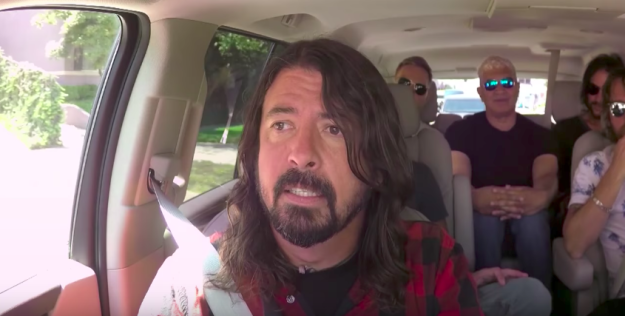 """""""We did The Ramones, and Rick Astley, but they didn't use it. I don't know why,"""" Grohl concluded."""