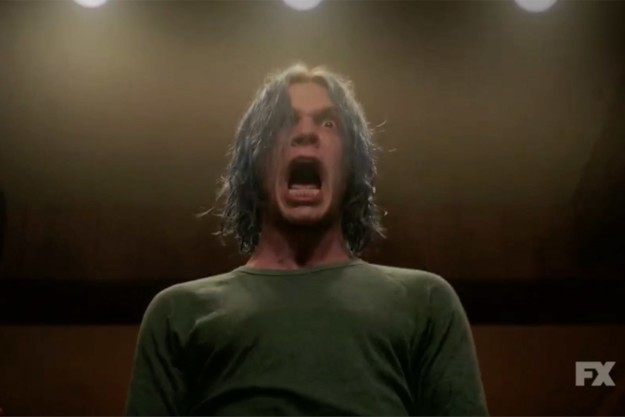 AHS: Cult's storyline kicked off on the evening of the 2016 election and has followed a Donald Trump supporter named Kai (Evan Peters) who quickly amasses a large, homicidal following.