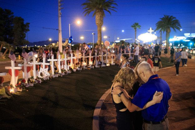 And considering the episode will be airing on Tuesday, Oct. 10, just over a week after the Las Vegas shooting resulted in the deaths of 58 people, some have questioned whether or not the episode should air.