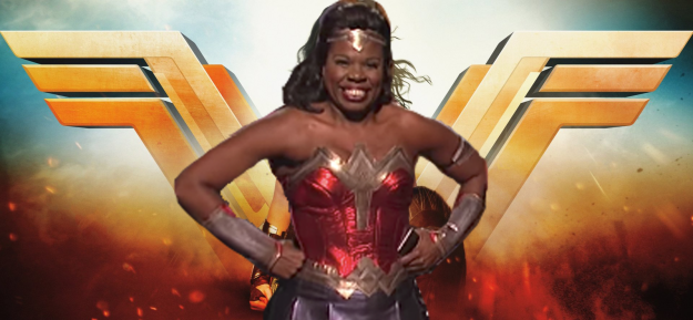 LESLIE DESERVES BETTER! I want a full-blown, 120-minute, $500-million budget superhero movie starring Leslie Jones. AND I WANT IT BY SUMMER 2019.