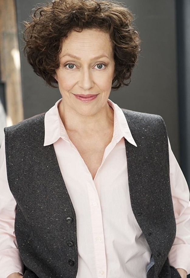 "Karin Konoval, who played the mother under the bed in the iconic Season 4 episode ""Home,"" has an episode this season where she'll be playing four parts — two of whom are male."