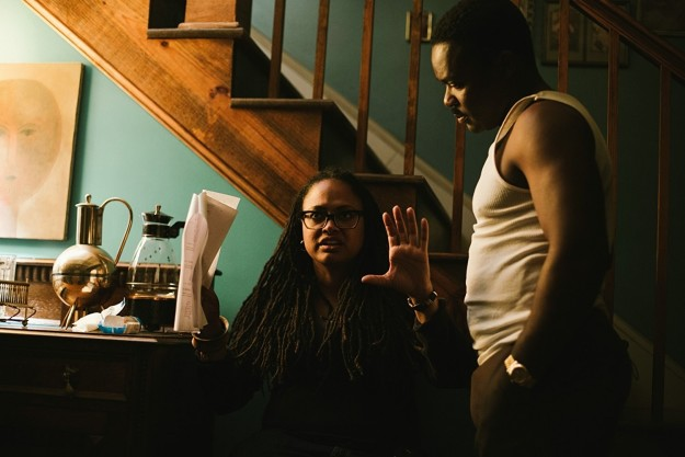 """""""I wrote that script. And my name is not on it,"""" DuVernay said. """"And the credit was taken from me because of a contractual issue."""""""