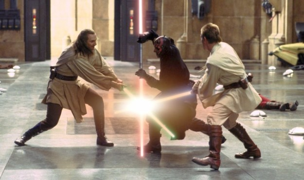 """""""Duel of the Fates."""""""
