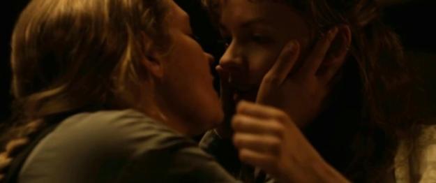 Callie and Mary Agnes (Godless)