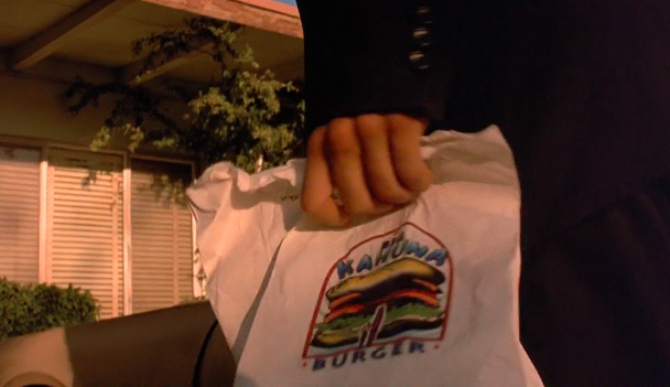 The famous Big Kahuana Burger franchise from Pulp Fiction is also seen in From Dusk till Dawn.