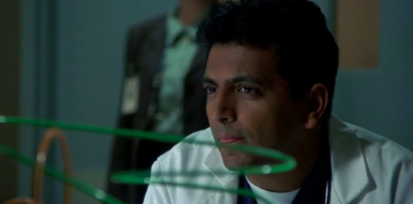 M. Night Shyamalan makes a cameo as a doctor in The Sixth Sense.