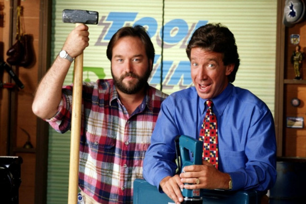 And Home Improvement.