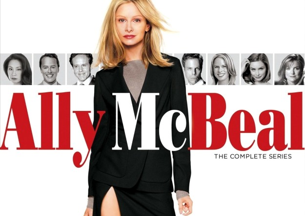 So is Ally McBeal...