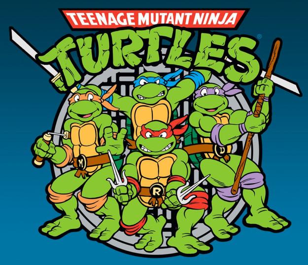 Same for the Teenage Mutant Ninja Turtles.