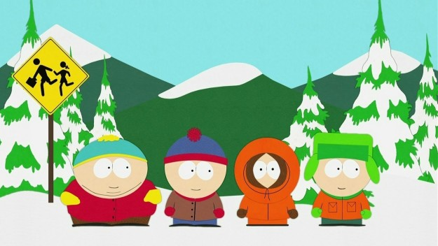 And South Park!
