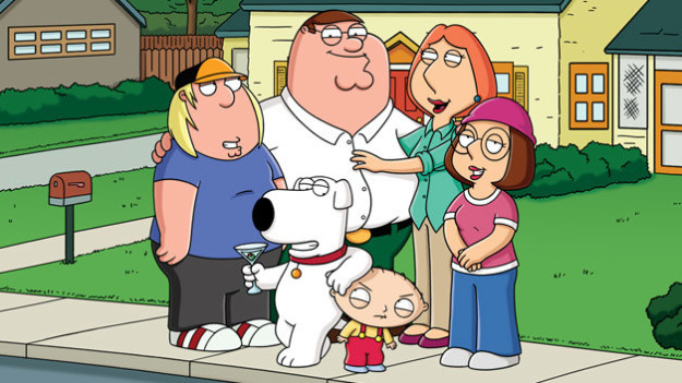 This year will be the 19th year that Family Guy has aired.