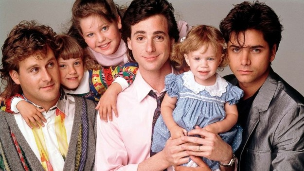 If Full House were a person, they'd be 31 years old and living in their own one-bedroom apartment, yo.